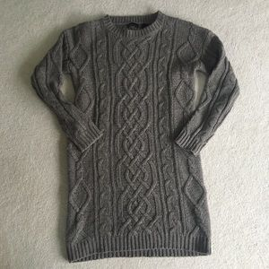 MODA international sweater dress size small